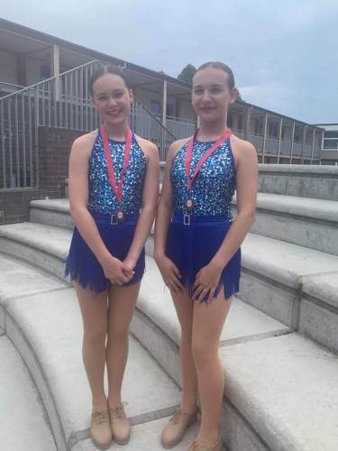 Platform Dance Festival 2019 - Bella-Rose Binney & Lily Chambers Duet