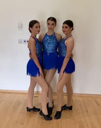 Platform Dance Festival 2019 - Orla Ryan, Jessica Dyer & Martha Lowe Trio
