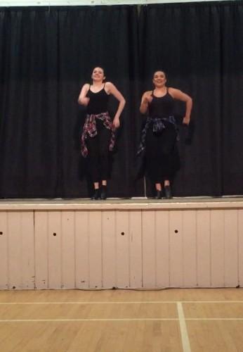 Senior Duet (April Davies & Jessica Thomas) - Can't Hold Us