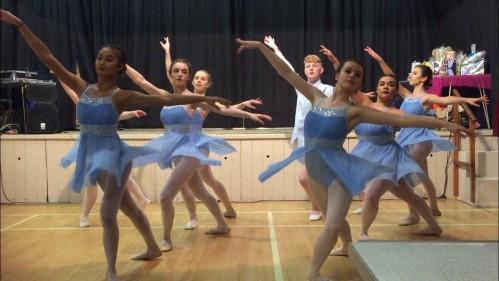 Senior Ballet - Finding Beauty