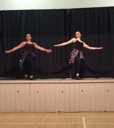Senior Duet (April Davies & Jessica Thomas) - Can't Hold Us