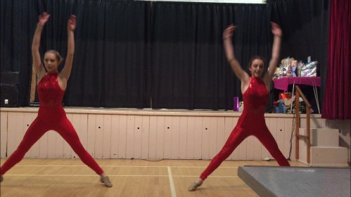 Senior Duet (Cara Redman & Sophie Knight) - I Put A Spell On You