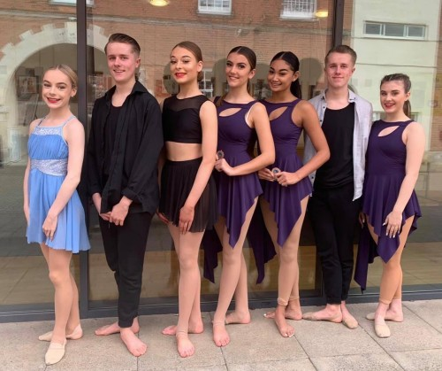 Southsea Festival of Music & Dance 2020 - Duet Entries - 15yrs+ - Mia Rose & Izzy Findley, Harry Rowsell & Izzy Findley, Jessica Dyer & Bluebell Lane and Finley Roswell & Izzy Thelwell