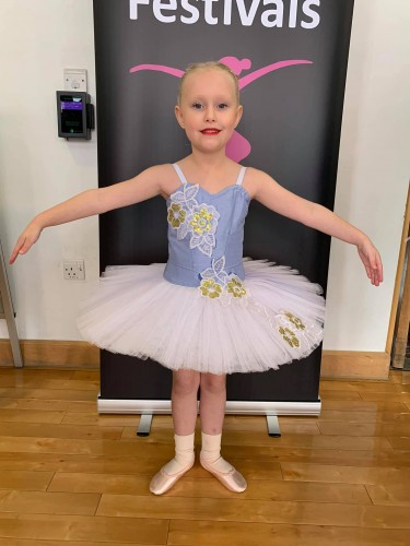Southsea Festival of Music & Dance 2020 - Solo Entry 5-6yrs - Sophie Boyd