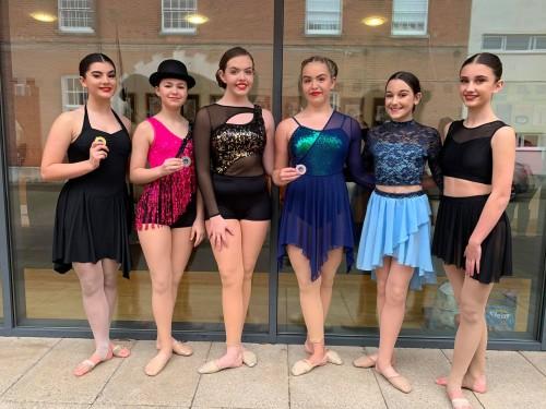 Southsea Festival of Music & Dance 2020 - Solo Entries 11-14yrs - Martha Lowe, Bella-Rose Binney, Isobel Price, Bebe Price, Jessica Stewart & Orla Ryan