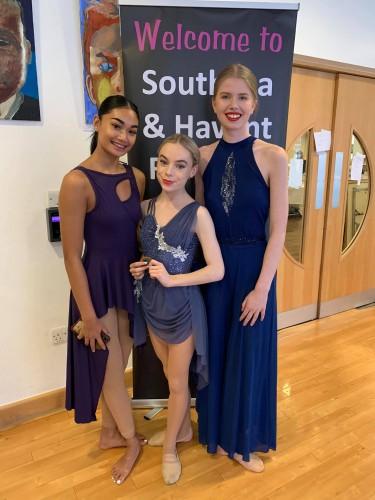 Southsea Festival of Music & Dance 2020 - Solo Entries 15yrs+ - Bluebell Lane, Mia Rose & Chloe Craig