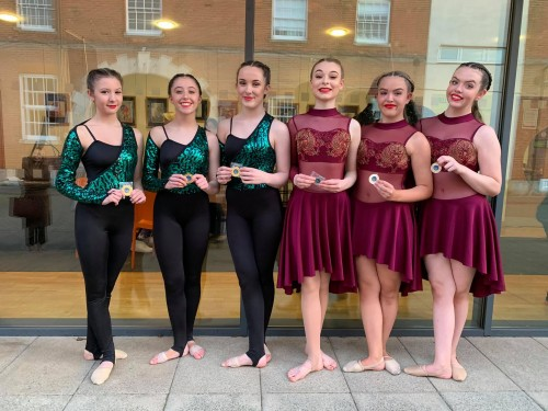 Southsea Festival of Music & Dance 2020 - Trio Entries 11-14yrs - Zoe Skerratt, Lucy Knight & Lily Whittaker and Izzy Findley, Bebe Price & Isobel Price