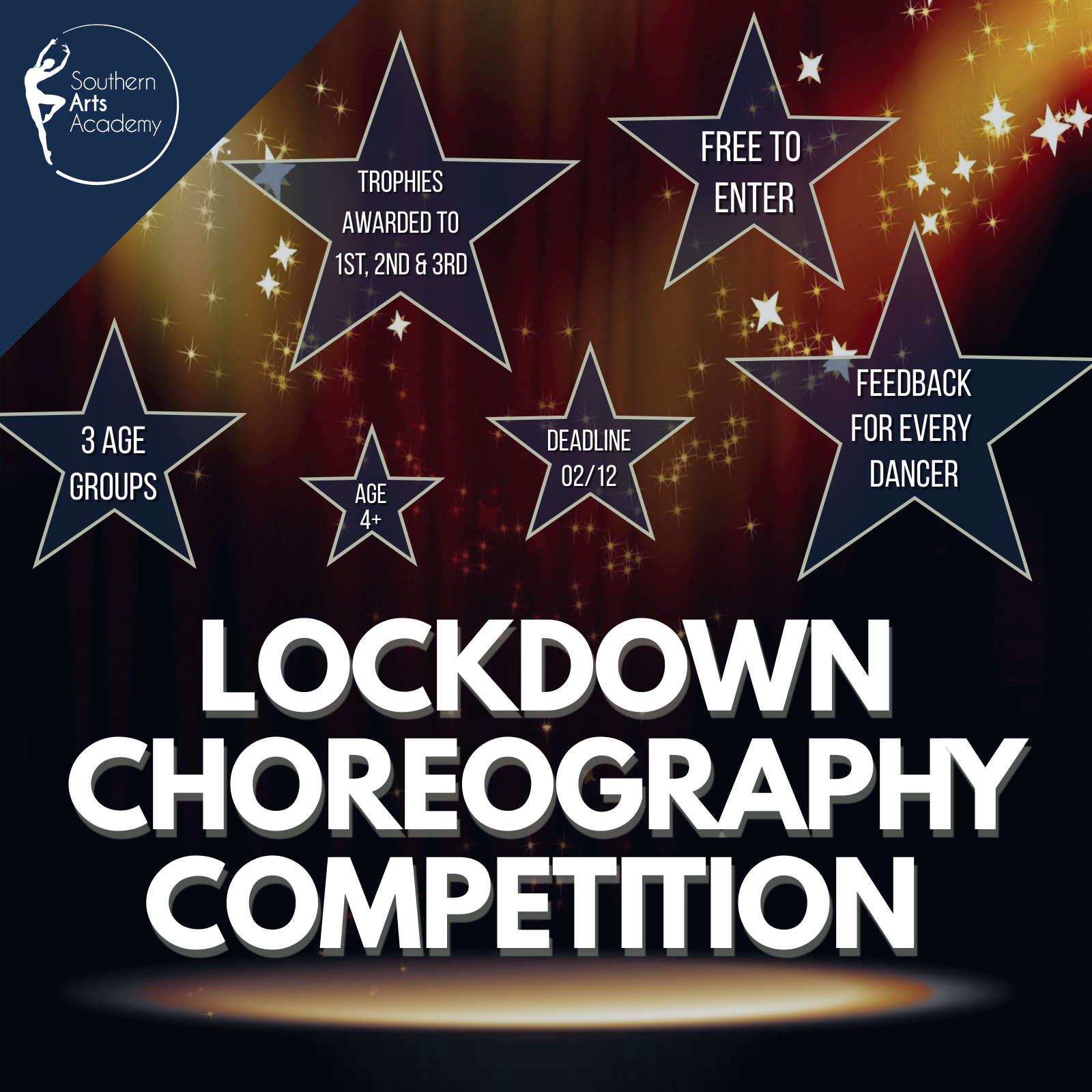 Lockdown Choreography Competition