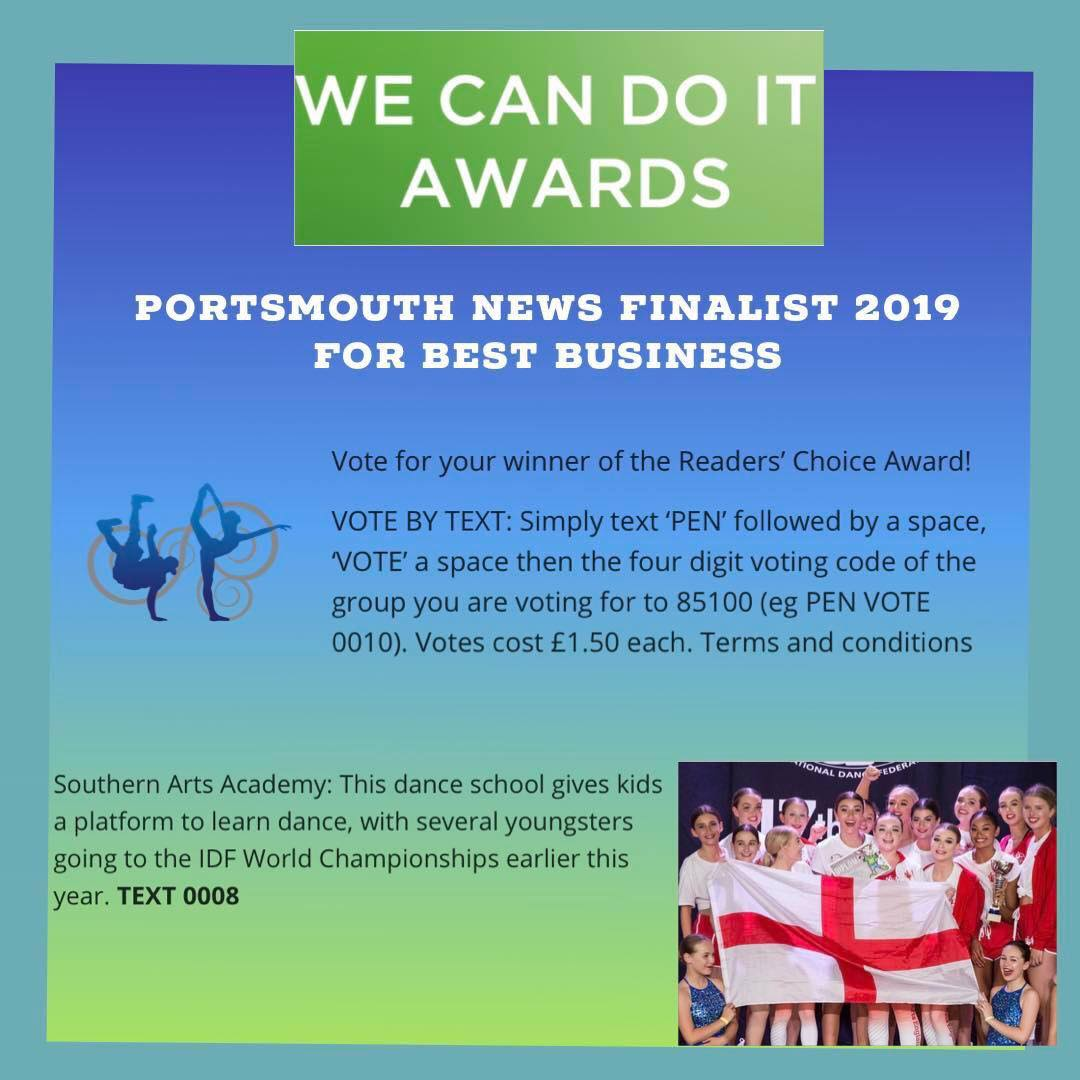 Portsmouth News - We Can Do It Awards
